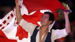 Трехкратный чемпион мира, канадский фигурист Патрик Чан, 16 марта 2013 год