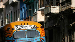 Une rue à Cuba.