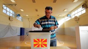 Явка на референдуме о переименовании Македонии составила всего около 36%