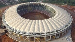 Le Stade Paul Biya de Yaoundé.