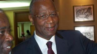 Abdoulaye Bathily.
