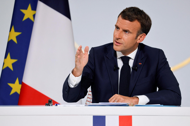 France - Emmanuel Macron - Conférence de presse