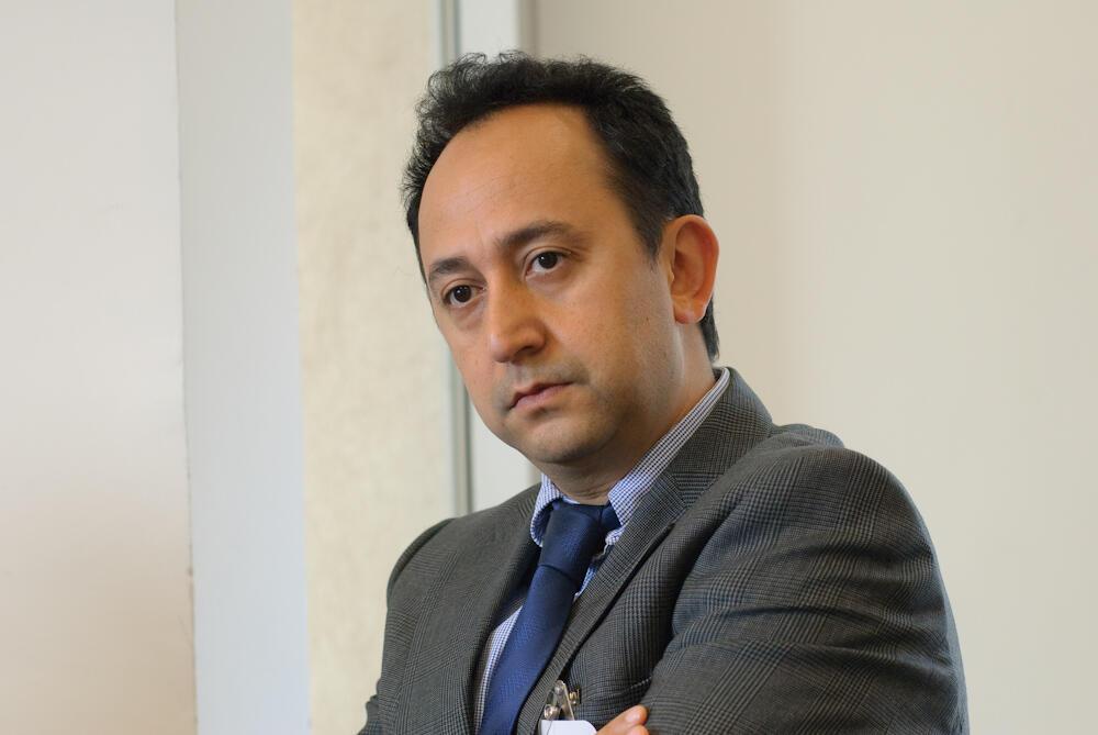 مئیر جاودانفر، پژوهشگر در دانشگاه حیفا در اسرائیل