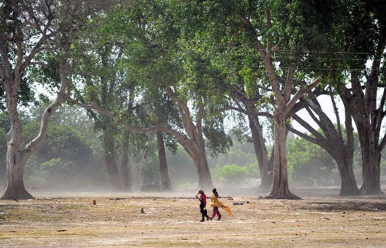 In Allahabad, Uttar Pradesh, India