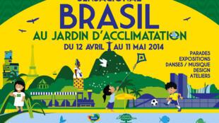 Sensacional Brasil en París.