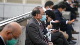 L'impact du coronavirus sur la santé mentale des Japonais commence à se faire fortement sentir (Image d'illustration).