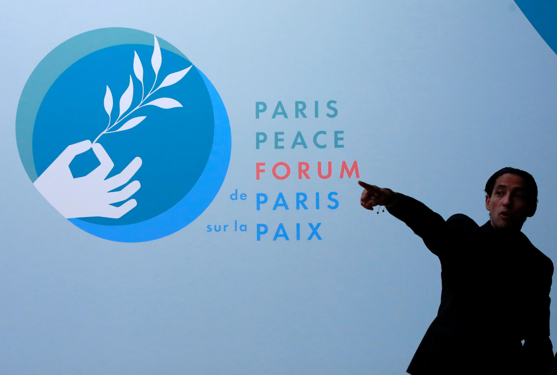 Foro de la paz de París
