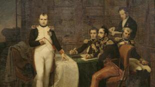 Napoléon_Ier_dictant_ses_mémoires