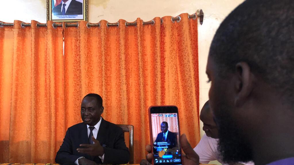 Centrafrique: après un incident, François Bozizé prend la parole