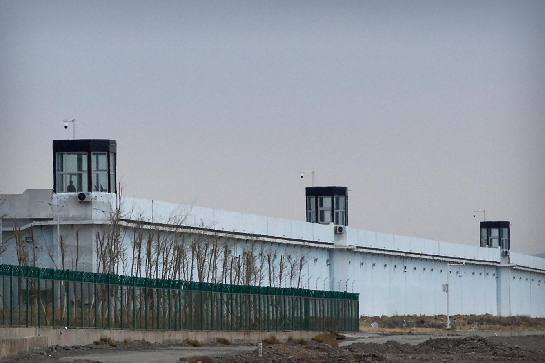 Chine - Xinjiang - Ouïghours - Centre de détention - AP21133124182970