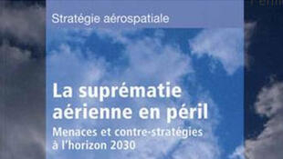 Couverture du livre «La suprématie aérienne en péril ?».
