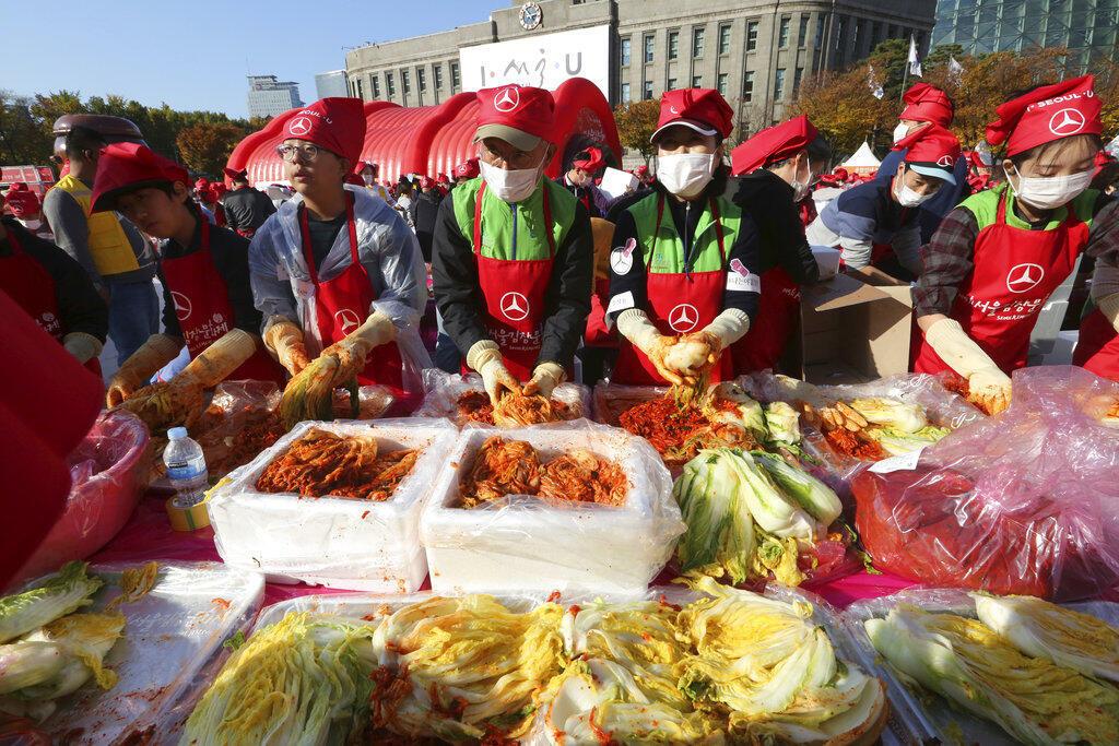 Corée du Sud - Kimchi