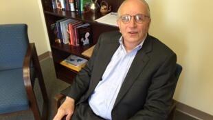 Peter Hakim, presidente emérito da think tank Inter-American Dialogue, em Washington.