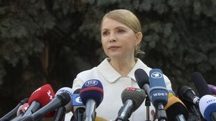 Ioulia Timochenko anuncia sua candidatura à presidência em Kiev