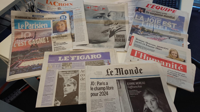 Diários franceses 01.08.2017