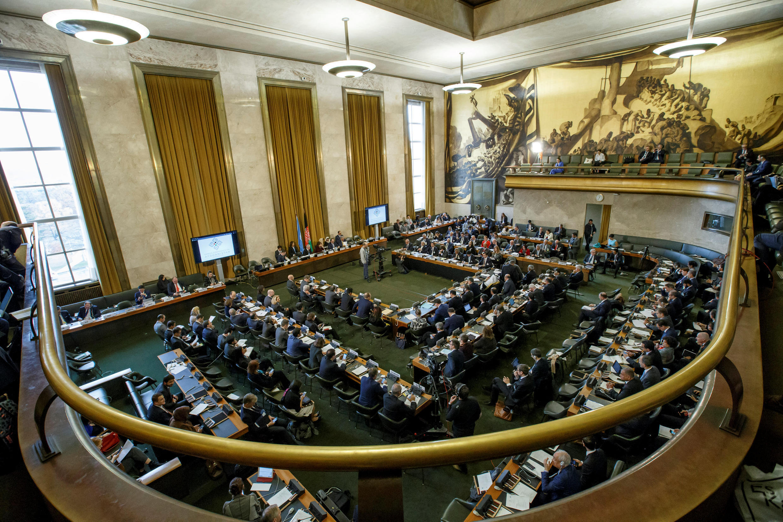 کنفرانس ژنو در مورد افغانستان، در مقر اروپایی سازمان ملل در ژنو برگزار شد. چهارشنبه ٧ آذر- قوس/ ٢٨ نوامبر ٢٠۱٨