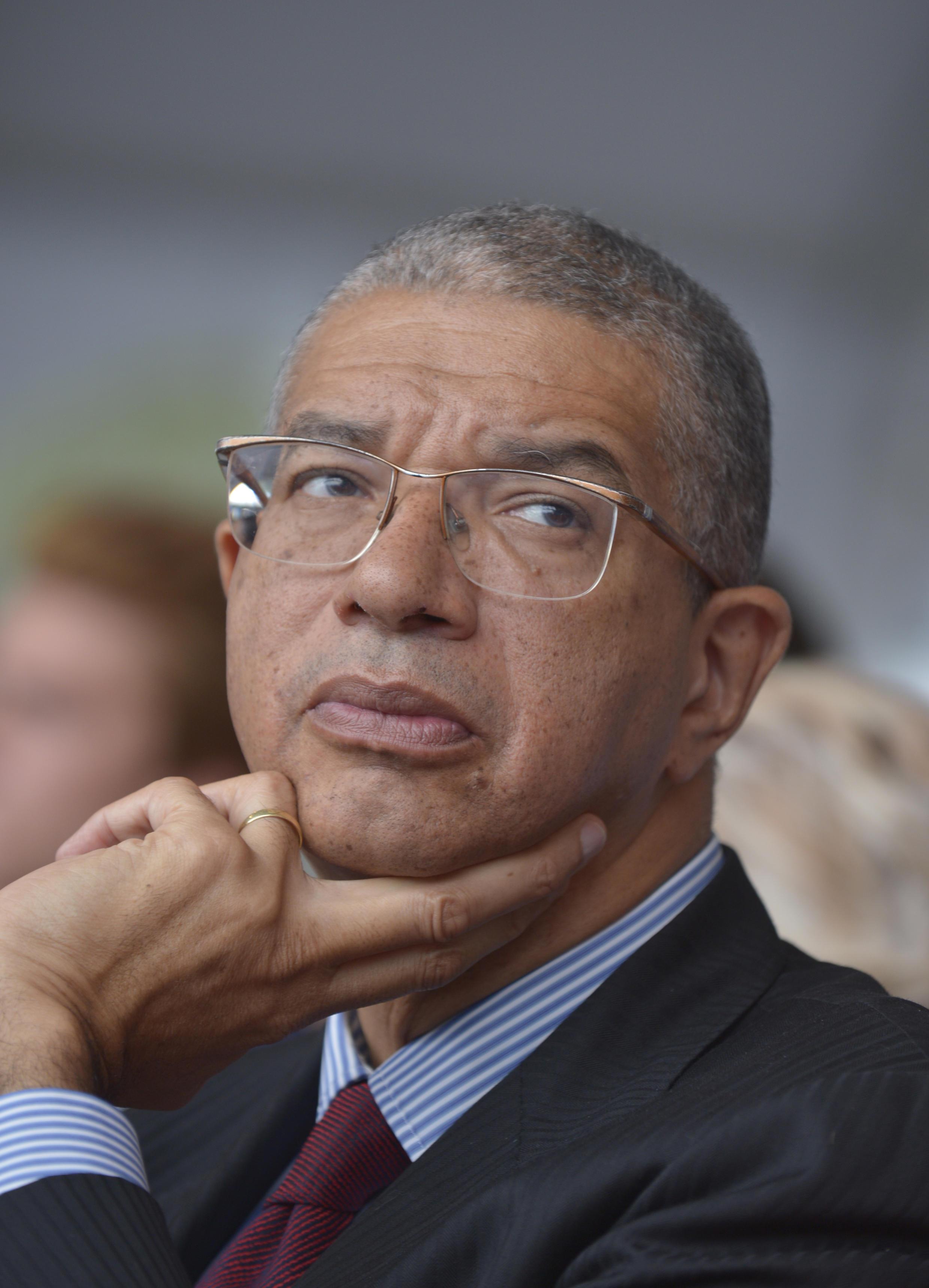 L'ancien Premier ministre du Bénin, Lionel Zinsou.