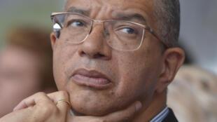 Le candidat malheureux à l'élection présidentielle et Premier ministre du Bénin, Lionel Zinsou.