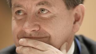 Guy Ryder fue elegido como el décimo Director General de la OIT y comenzará su mandato de cinco años en octubre de 2012.