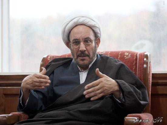 علی یونسی، وزیر اطلاعات در دولت محمد خاتمی