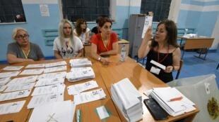 arménie dépouillement vote elections legislatives