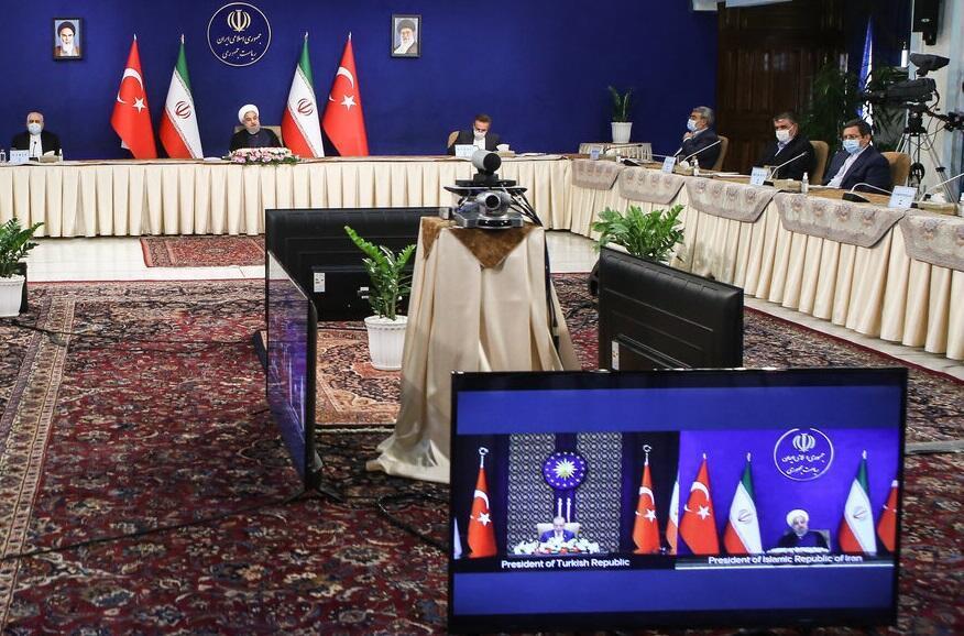Iran - Reunion avec la Turquie