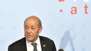 O ministro francês das Relações Exteriores, Jean-Yves Le Drian disse que a França está disposta a ajudar a restaurar o Museu Nacional do Rio de Janeiro