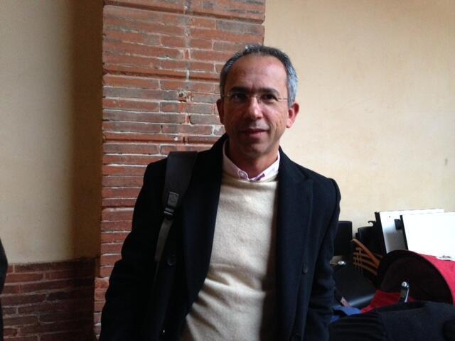 O presidente da Ancine, Manoel Rangel, participou em Touluse de um encontro de diretores de Institutos de Cinema latino-americanos e europeus.