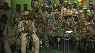 馬里發生軍事政變四日之後政變當局並未全面掌控局勢