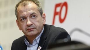 Pascal Pavageau a dû quitter ses fonctions au bout de six mois. Il avait pris la tête du syndicat FO au printemps dernier.