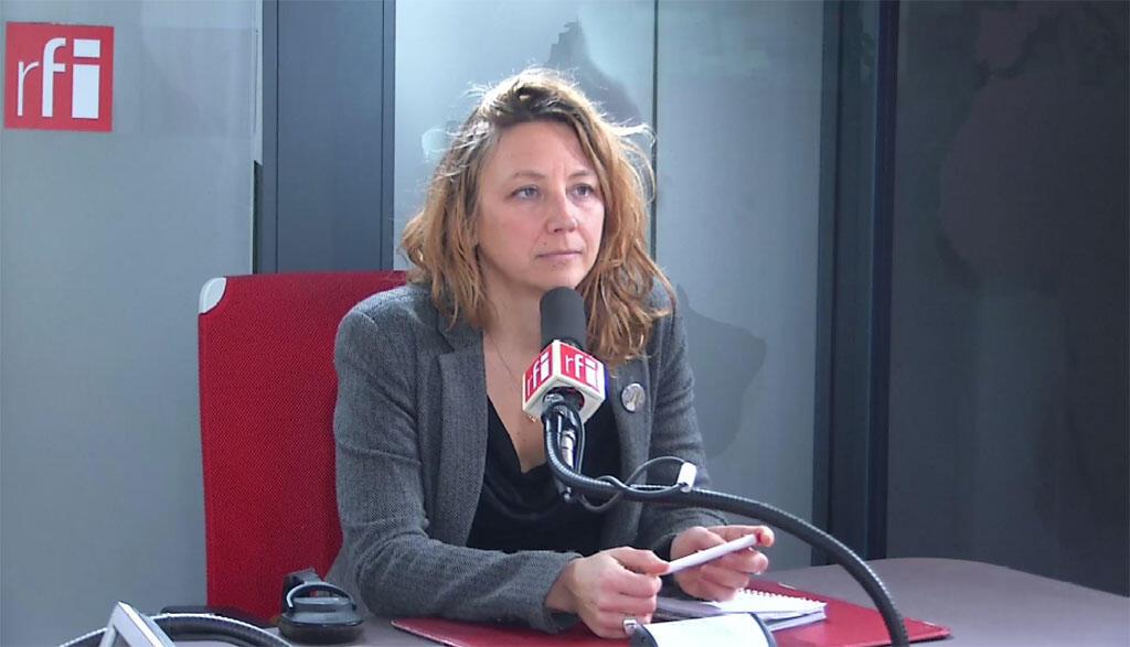 Sandra Regol, secrétaire nationale adjointe d'EELV