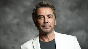 French composer Jean-Michel Jarre