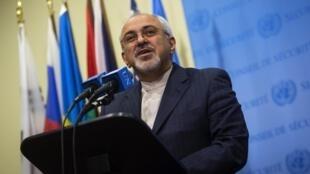 Waziri wa Mambo ya Nje wa Iran Mohammad Javad Zarif ndiye ametoa onyo kwa Rais Barack Obama