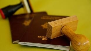 RDC: ancien passeport, non valable depuis le 16 octobre 2017 (image d'illustration).