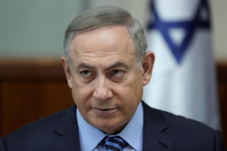 នាយករដ្ឋមន្ត្រីអ៊ីស្រាអែល Benjamin Netanyahu