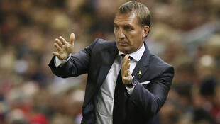 Brendan Rodgers takes his Liverpool side to Everton never having lost a Merseyside derby.