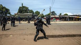 PHOTO Violences à Conakry - 21 octobre 2020
