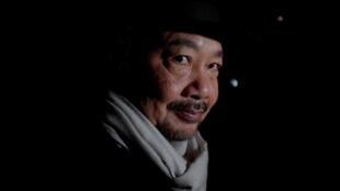 Le réalisateur Rithy Panh après la présentation de « Les tombeaux sans noms » au Fipadoc, à Biarritz.