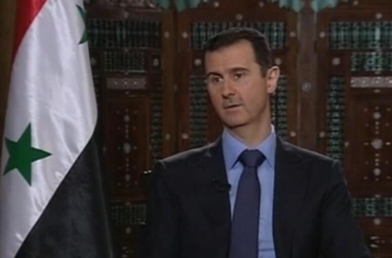 Rais wa Syria Bashaar Al Assad