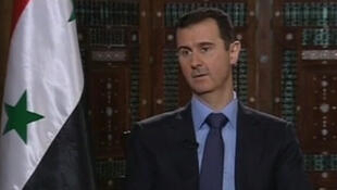 Raisi Bashar Al Assad,wa Syria ambaye utawala wake unapingwa vikali na raia nchini humo