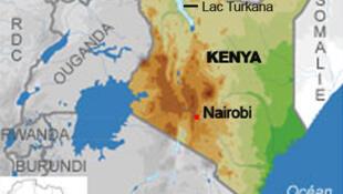 La région du lac Turkana est la plus touchée par les inondations.