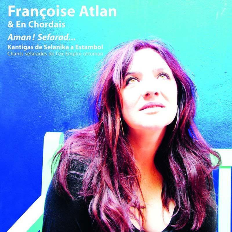 """Cover album """"Aman ! Sefarad..."""""""