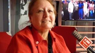 Estela Belloni, del Colectivo Argentino por la Memoria en RFI