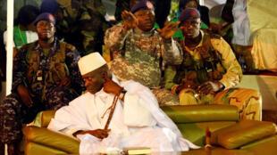 Yayha Jammeh na Fuskantar Matsin lambar ya mika mulki