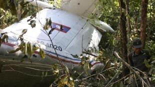 Tai nạn máy bay ngày 17/05/2014, tại Xiang Khouang , Lào. Bộ trưởng Quốc phòng Lào bị thiệt mạng.