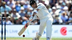 New Zealand captain Brendon McCullum scored the fastest century in Test match cricket in the first innings of the second Test against Australia.