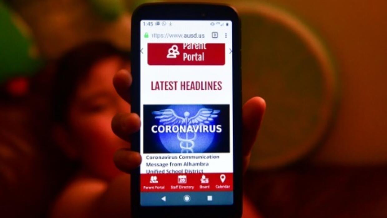 Internet giants fight spread of coronavirus untruths - RFI