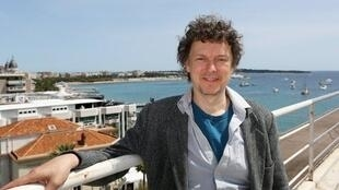 Michel Gondry, le réalisateur de «The We and the I», à Cannes le 17 mai 2012.