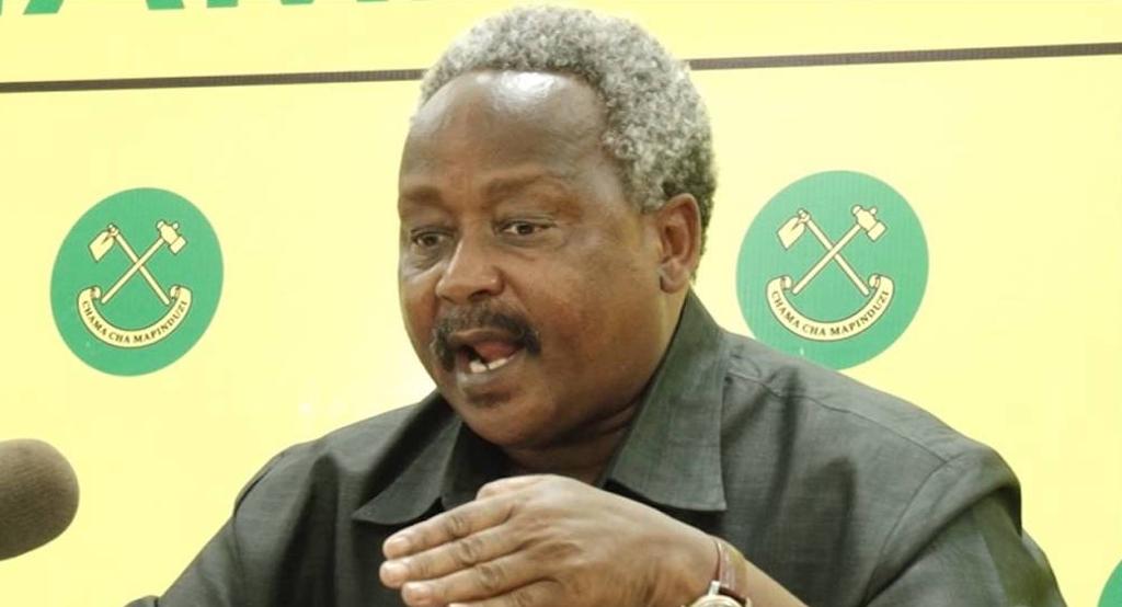 Msemaji wa chama tawala nchini Tanzania, Christopher Ole Sendeka