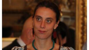 Hélène Muller, directrice de l'association «Grandir dignement» à Madagascar.